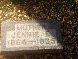 "Eva Virginia ""Jennie/Jen"" <I>Ash</I> Peterson"