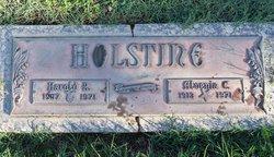 Harold R. Holstine