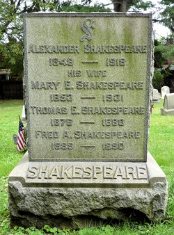 Thomas E. Shakespeare