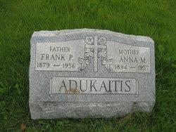Frank P Adukaitis