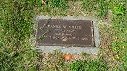 Daniel Wilbur Miller