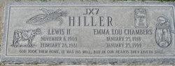 Lewis H Hiller