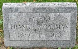 Francis Xavier Baumann
