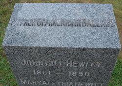 John Hill Hewitt