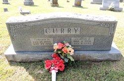 Gladys B. <I>Gentry</I> Curry
