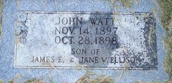 John Watt Ellison