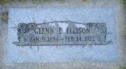 Glenn Elijah Ellison