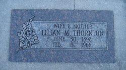 Lilian <I>Machin</I> Thornton