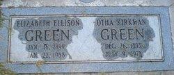 Otha Kirkman Green