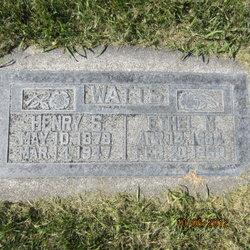 Henry Smith Watts