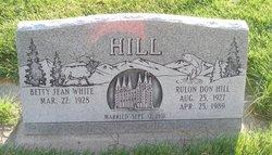 Rulon Don Hill
