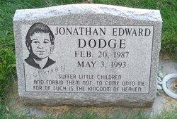 Jonathan Edward Dodge