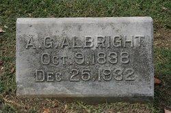 Alson Gray Albright