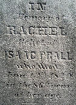 Rachel <I>Stout</I> Prall