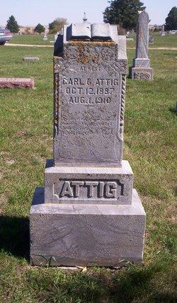 Carl G Attig
