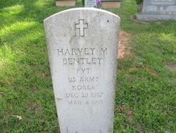 Harvey M Bentley