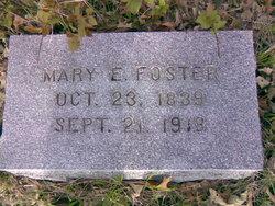 Mary Elizabeth <I>Whipple</I> Foster