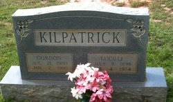 Gordon Leen Kilpatrick