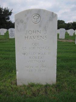 John J Havens