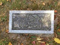"""Mary Ann """"Anna"""" <I>Poth</I> Aberle"""