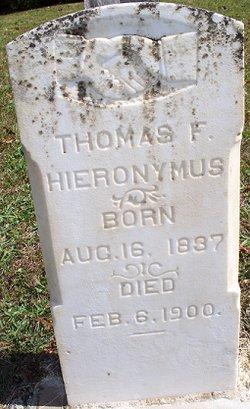 Thomas Frye Hieronymus