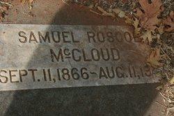 Samuel Roscoe McCloud