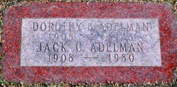 Dorothy E <I>Brown</I> Adleman