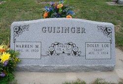 Warren Guisinger