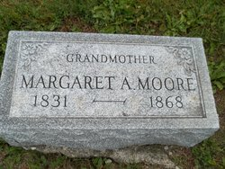 """Margaret A. """"Grandmother"""" Moore"""