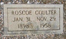 Roscoe William Coulter