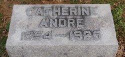 Catherine Sally <I>Cranston</I> Andre