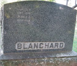 Jessie Gardner <I>Blanchard</I> Blanchard