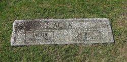 """Edith Norrill """"Norrie"""" <I>Golder</I> Acra"""