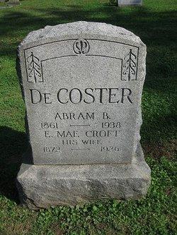 Abram B DeCoster