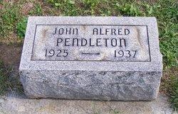 John Alfred Pendleton
