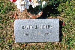 David Jackson Siders