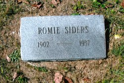Romie Siders