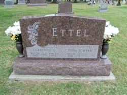 Clarence H. Ettel