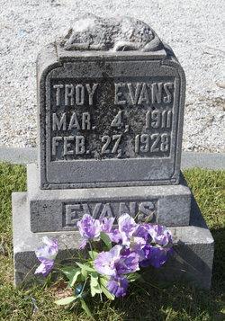 Troy Evans