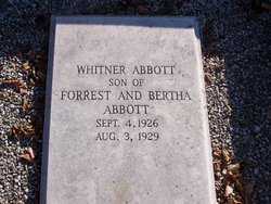 Whitner Abbott