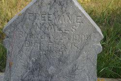 Freeman E Ingalls