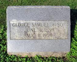 George Samuel Alsop