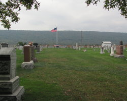 Fountain Community Cemetery