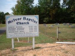 McIvor Baptist Church Cemetery