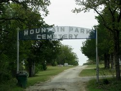 Mountain Park Cemetery
