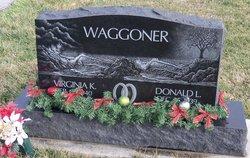 Virginia Kay <I>Walton</I> Waggoner