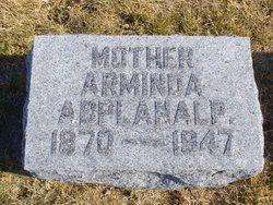"Arminda ""Minnie"" <I>Miller</I> Abplanalp"