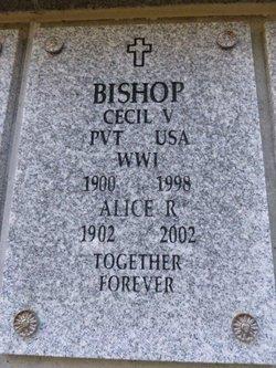 Cecil V Bishop