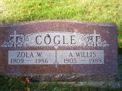 A. Willis Cogle