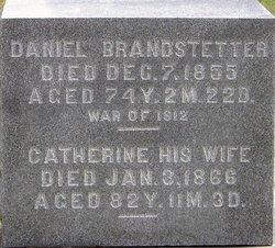 Catherine <I>Geiser</I> Brandstetter